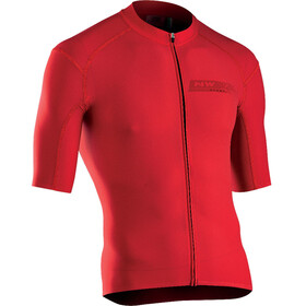 Northwave Ghost Pro Bike Jersey Shortsleeve Men red